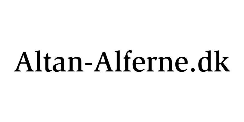 Altan-alferne